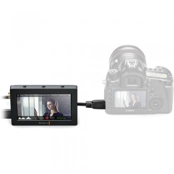 Blackmagic Design Video Assist HDMI/6G-SDI Recorder and 5